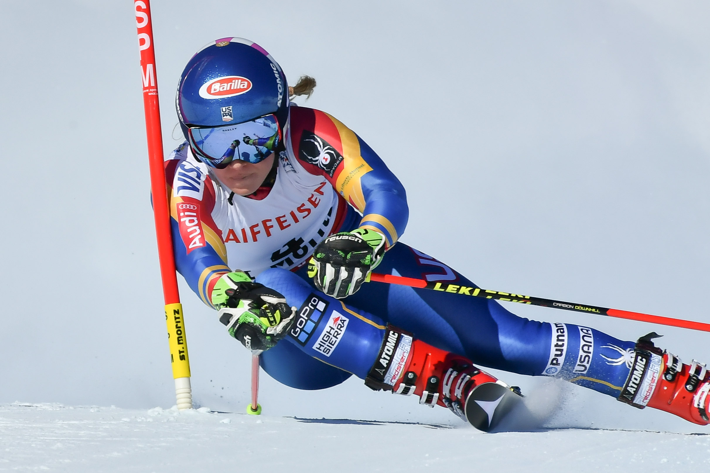 Skiing 2017: Alpine World Ski Championships - 16 Feb