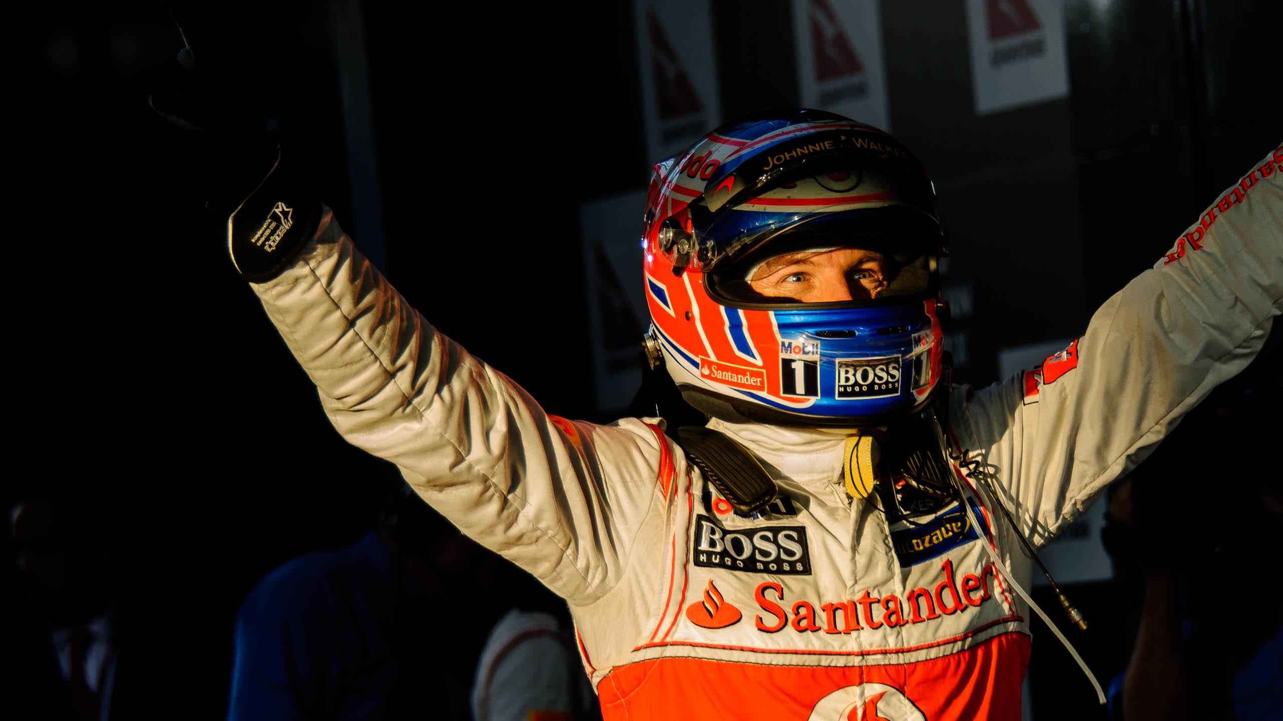 F1 2012 - Rd1 Australian GP - Raceday